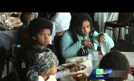Canceled Wedding Turns Into $35,000 Dinner for the Homeless