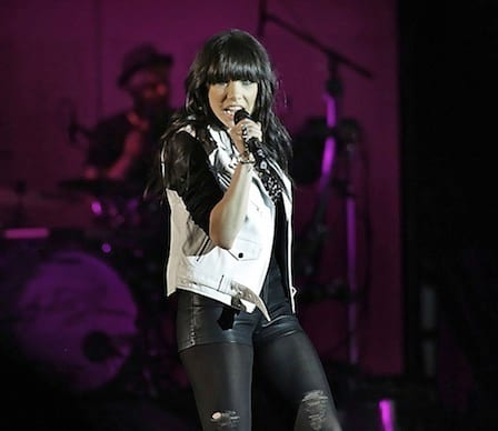 Carly Rae Jepsen in London