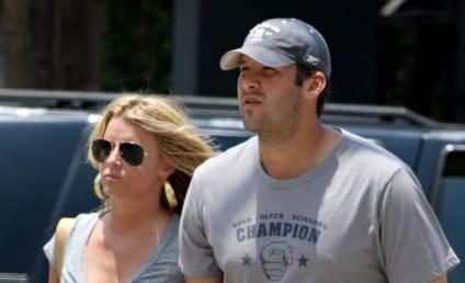 Tony Romo Locks Out Jessica Simpson