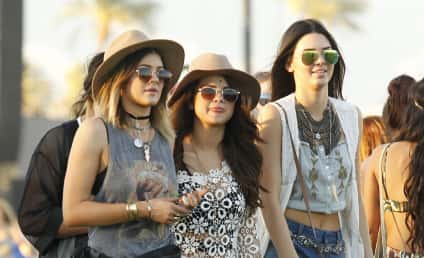 """Selena Gomez Ends Feud with Kylie and Kendall Jenner Over Justin Bieber, Has """"No Issue"""""""
