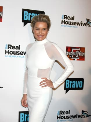 Yolanda Foster: Premiere Party For 'The Real Housewives Of Beverly Hills' Season 6