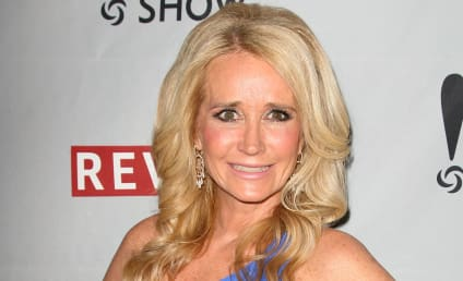 Kim Richards: Sober, NOT Fired From the Real Housewives of Beverly Hills, Ex-Husband Claims