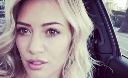 Hilary Duff in Her Underwear Makes Instagram a Better Place