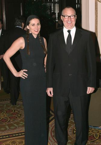 Randy and Evi Quaid Photo