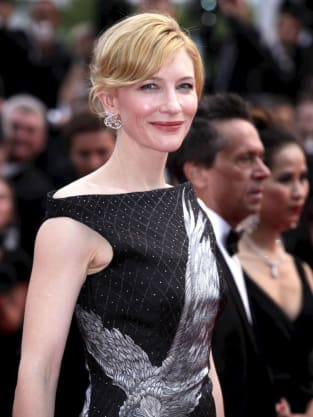 Cate at Cannes