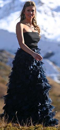 Lindzi Cox Bachelor Finale Dress