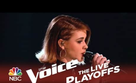Reagan James - Try (The Voice Playoffs)