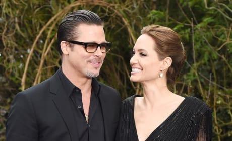 Angelina Jolie on Wedding Plans