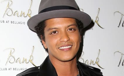 Bruno Mars to Perform at Super Bowl XLVIII Halftime Show