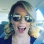 Elizabeth Banks Sunglasses Selfie