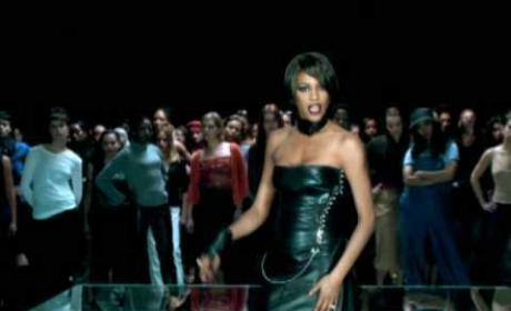 Whitney Houston - It's Not Right but It's Okay (Official Video)