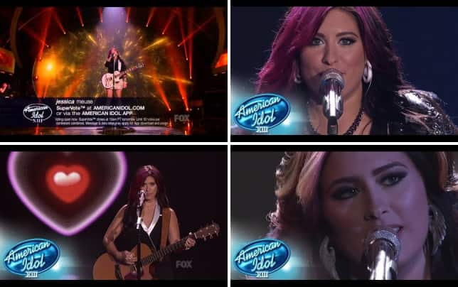 Jessica meuse since u been gone