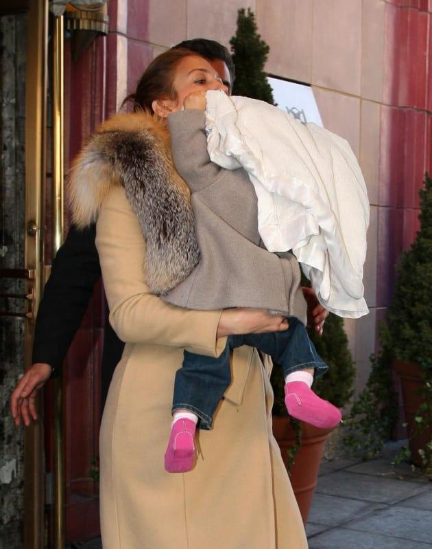 Jennifer Lopez, Child