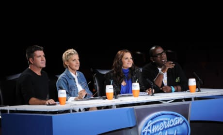 The Judging Panel
