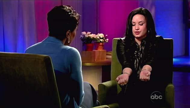 Demi Lovato Interview Pic