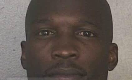 Chad Johnson: Arrested For Probation Violation
