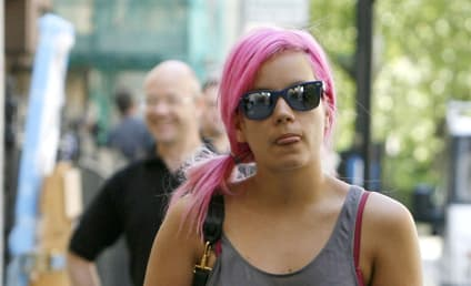 Celebrity Hair Affair: Lily Allen