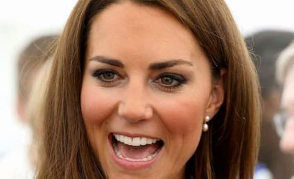 Kate Middleton Baby Bump: Sort of Revealed!