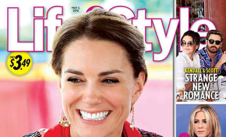 Kate Middleton on Cover of Life & Style