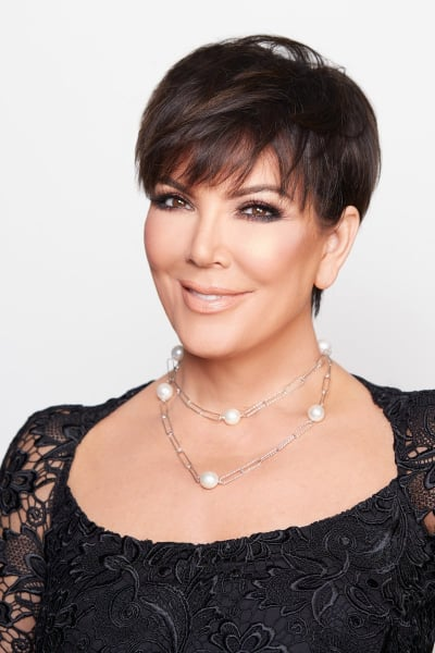 Kris Jenner Necklace
