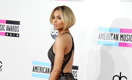 Ciara at American Music Awards
