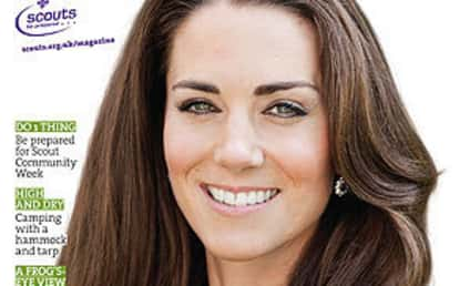 Kate Middleton: A Royal, Scouting Role Model