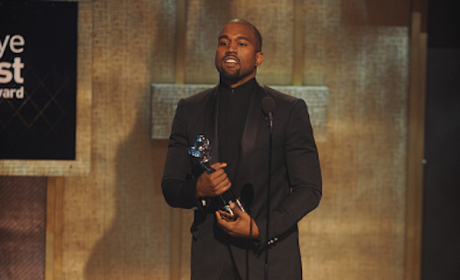 Kanye West: BET Honors Speech