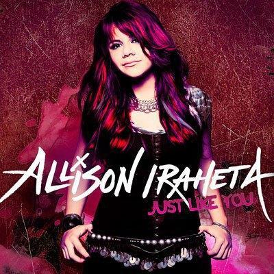 Allison Iraheta Album Cover