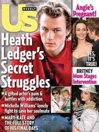 Heath Ledger Us Weekly