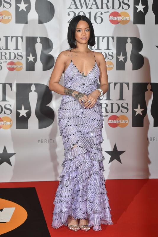 Rihanna: 2016 BRIT Awards