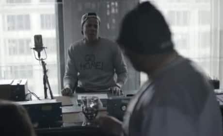 Jay-Z Album Announcement