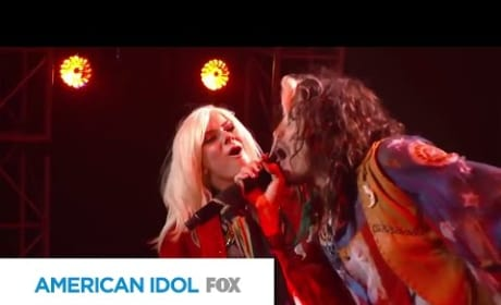 """Jax and Steven Tyler - """"Piece of My Heart/Walk This Way/Love is Your Name"""""""