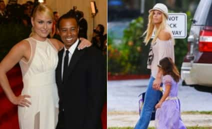 Elin Nordegren and Lindsey Vonn: Actually Friends?!