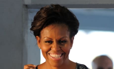 Beautiful Michelle Obama