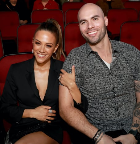 Jana Kramer and Mike Caussin Image