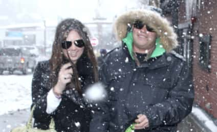 Spotted at Sundance: Jon Gosselin & Morgan Christie!