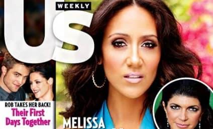 """Melissa Gorga """"Officially Done"""" with Teresa Giudice"""