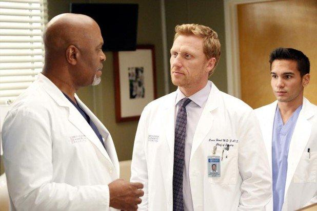 A Grey's Anatomy Birthday