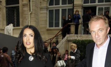 Salma Hayek: Engaged to François-Henri Pinault ... and Pregnant!