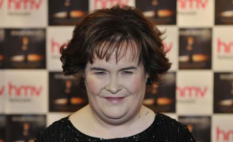 Susan Boyle in Scotland