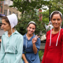 Breaking Amish Girls