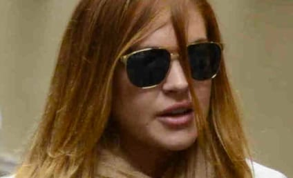 Lindsay Lohan: Back to Boozing After Probation!