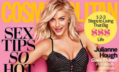 Julianne Hough Cosmopolitan Cover