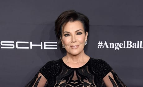 Kris Jenner at Charity Event