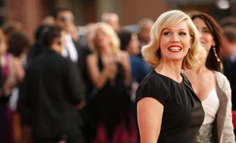Jennie Garth: 35th Annual People's Choice Awards