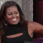 Michelle Obama on The Late Late Show