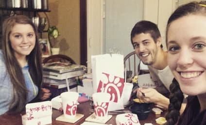 Jill and Joy-Anna Duggar: Chick-fil-A WILL Be in Heaven!