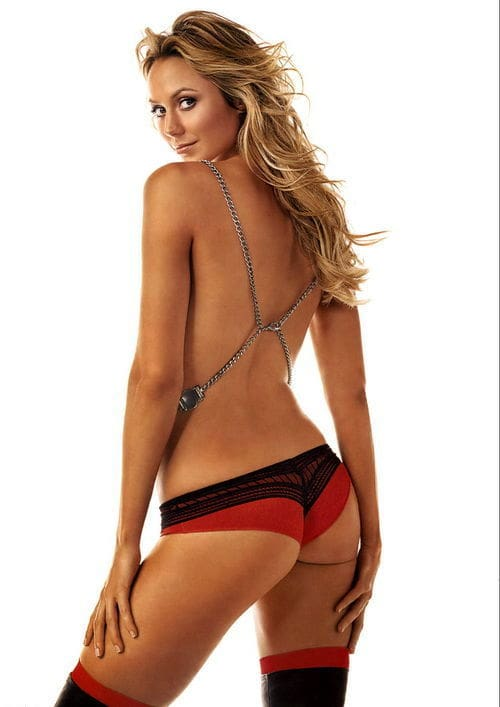 Keibler naked stacy wwe think