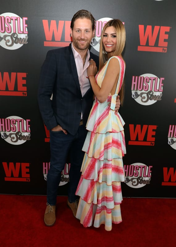 Juan pablo galavis and wife