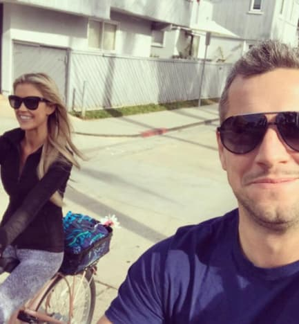 Ant Anstead and Christina El Moussa